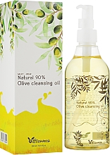 Fragrances, Perfumes, Cosmetics Hydrophilic Oil - Elizavecca Face Care Olive 90% Cleansing Oil