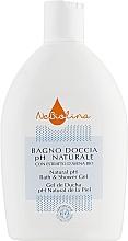Fragrances, Perfumes, Cosmetics Shower Gel - Nebiolina Natural pH Bath & Shower Gel