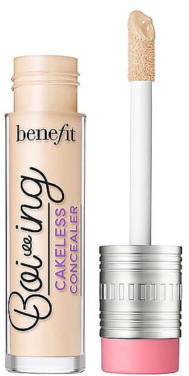 Full Coverage Liquid Concealer - Benefit Cosmetics Boi-ing Cakeless Concealer