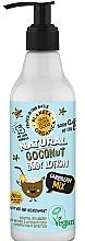 "Fragrances, Perfumes, Cosmetics Body Lotion ""Caribian Mix"" - Planeta Organica Natural Coconut Body Caribian Mix"