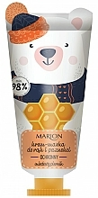 Fragrances, Perfumes, Cosmetics Hand and Nails Protective Cream-Mask - Marion Funny Animals Hand Cream Mask