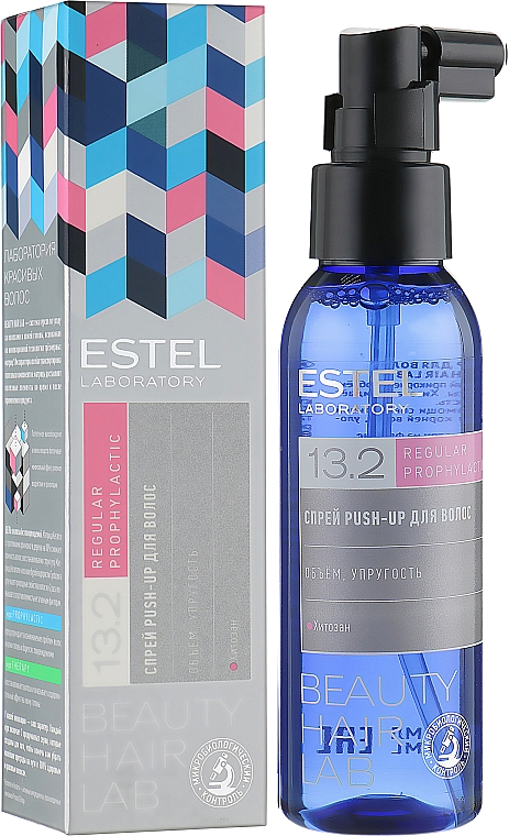 Push-Up Hair Spray - Estel Beauty Hair Lab 13.2 Regular Prophylactic