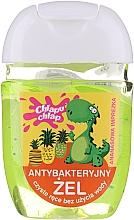 Fragrances, Perfumes, Cosmetics Antibacterial Hand Gel - Chlapu Chlap Antibacterial Hand Gel Pineapple Party