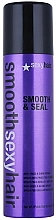 Fragrances, Perfumes, Cosmetics Smoothing Shine Spray - SexyHair SmoothSexyHair Smooth and Seal Anti-Frizz and Shine Spray