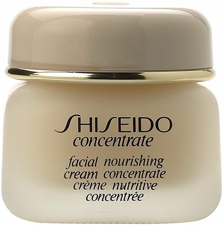 Nourishing Face Cream - Shiseido Concentrate Facial Nourishing Cream