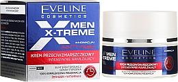 Fragrances, Perfumes, Cosmetics Intensive Anti-Wrinkle Cream - Eveline Cosmetics Men Extreme Anti-Age Cream