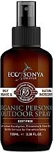 Fragrances, Perfumes, Cosmetics Body Spray - Eco by Sonya Citronella Personal Outdoor Spray