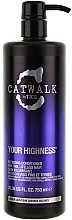 Fragrances, Perfumes, Cosmetics Volume Conditioner - Tigi Catwalk Volume Collection Your Highness Nourishing Conditioner