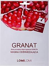 Fragrances, Perfumes, Cosmetics Repair Pomegranate Mask - LomiLomi Granat