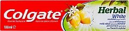 Fragrances, Perfumes, Cosmetics Whitening Toothpaste - Colgate Herbal White With Lemon Oil