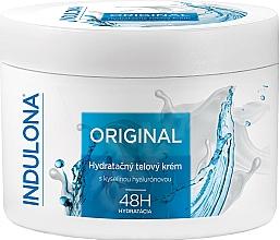 Fragrances, Perfumes, Cosmetics Moisturizing Body Cream - Indulona Original Hydrating Body Cream