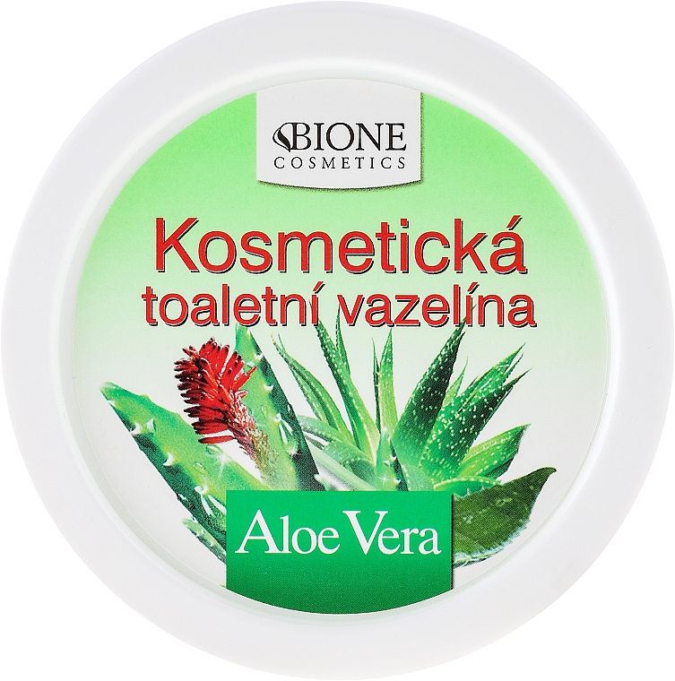 Cosmetic Vaseline - Bione Cosmetics Aloe Vera Cosmetic Vaseline