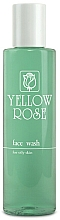 Fragrances, Perfumes, Cosmetics Propolis Cleansing Gel - Yellow Rose Face Wash For Oily Skin