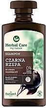 "Fragrances, Perfumes, Cosmetics Shampoo ""Black Turnip"" - Farmona Herbal Care"