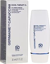 Fragrances, Perfumes, Cosmetics Face Cream - Germaine de Capuccini Excel Therapy O2 UV Urban Shield SPF50