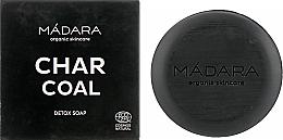 Fragrances, Perfumes, Cosmetics Cleansing Face Charcoal Soap - Madara Cosmetics Charcoal Detox Soap