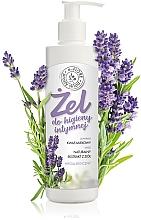 "Fragrances, Perfumes, Cosmetics Intimate Wash Gel ""Lavender"" - E-Flore"