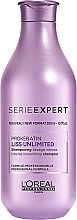Fragrances, Perfumes, Cosmetics Keratin Dry & Unruly Hair Shampoo - L'Oreal Professionnel Liss Unlimited Prokeratin Shampoo