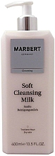Fragrances, Perfumes, Cosmetics Gentle Cleanisng Milk - Marbert Soft Cleansing Milk Gentle Cleansing Lotion