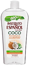 Fragrances, Perfumes, Cosmetics Body Butter - Instituto Espanol Coconut Body Oil