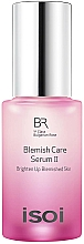 Fragrances, Perfumes, Cosmetics Face Serum - Isoi Bulgarian Rose Blemish Care Serum II