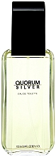 Fragrances, Perfumes, Cosmetics Antonio Puig Quorum Silver - Eau de Toilette