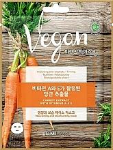 Fragrances, Perfumes, Cosmetics Carrot Face Mask - Lomi Lomi Vegan Mask