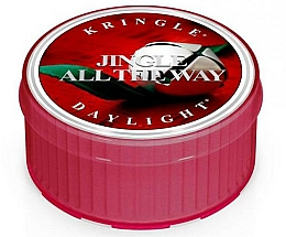 Fragrances, Perfumes, Cosmetics Tea Candle - Kringle Candle Daylight Jingle All The Way