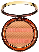 Fragrances, Perfumes, Cosmetics Bronzing Powder - Collistar Terra Belle Mine Bronzing Powder Natural