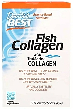 Fragrances, Perfumes, Cosmetics Fish Collagen with TruMarine Collagen - Doctor's Best Fish Collagen
