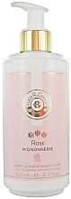 Fragrances, Perfumes, Cosmetics Roger&Gallet Rose Mignonnerie - Body Lotion