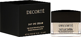 Fragrances, Perfumes, Cosmetics Eye Cream - Cosme Decorte Vi-Fusion 24/7 Eye Cream