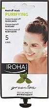 Fragrances, Perfumes, Cosmetics Face Mask - Iroha Nature Green Tea Purifying Peel-Off Mask