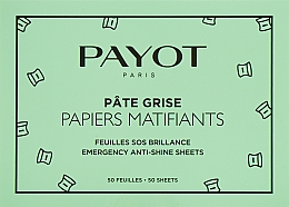 Fragrances, Perfumes, Cosmetics Oil Control Film - Payot Pate Grise Emergency Anti-Shine Sheets