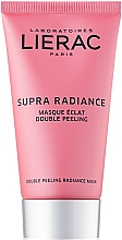 Fragrances, Perfumes, Cosmetics Double Peeling Radiance Mask - Lierac Supra Radiance Double Peeling Radiance Mask