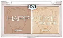 Fragrances, Perfumes, Cosmetics Contour Palette - Hean Happy Time Palette