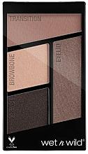 Fragrances, Perfumes, Cosmetics Eyeshadow Palette - Wet N Wild Color Icon Eyeshadow Quad
