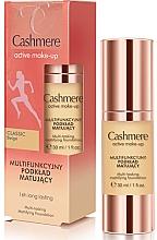 Fragrances, Perfumes, Cosmetics Mattifying Foundation - Dax Cashmere Active Make-Up Mattifying Foundation