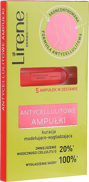 Anti-Cellulite Body Ampoules - Lirene