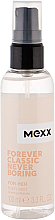 Fragrances, Perfumes, Cosmetics Mexx Forever Classic Never Boring for Her - Scented Body Spray