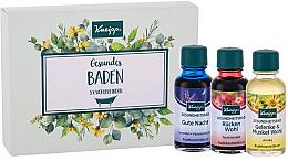 Fragrances, Perfumes, Cosmetics Set - Kneipp (bath/oil/20mlx3)