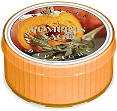 Fragrances, Perfumes, Cosmetics Tea Candle - Kringle Candle Pumpkin Sage Daylight
