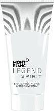 Fragrances, Perfumes, Cosmetics Montblanc Legend Spirit - After Shave Balm
