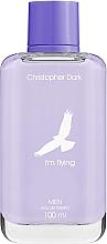 Fragrances, Perfumes, Cosmetics Christopher Dark I'm Flying For Men - Eau de Toilette