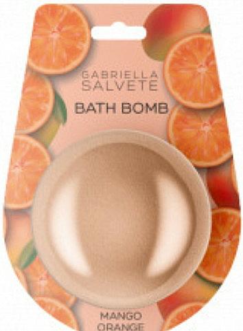 Mango & Orange Bath Bomb - Gabriella Salvete Bath Bomb Mango And Orange — photo N1