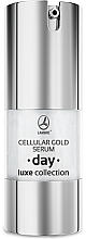 Fragrances, Perfumes, Cosmetics Day Serum - Lambre Luxe Collection Cellular Gold