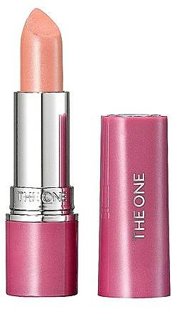 5-in-1 Metallic Lipstick - Oriflame The ONE Colour (Nude Platinum)