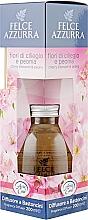 Fragrances, Perfumes, Cosmetics Air Freshener Diffuser - Felce Azzurra Cherry Blossoms