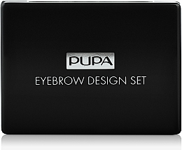 Fragrances, Perfumes, Cosmetics Set - Pupa Design Eyebrow