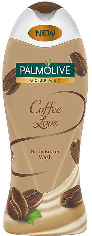 Shower Gel - Palmolive Gourmet Coffee Love Butter Body Wash